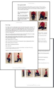 low back pain program eBook