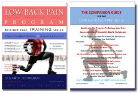 get the pain relieving combo for your back and hips