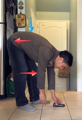 Safe Posture and Bending