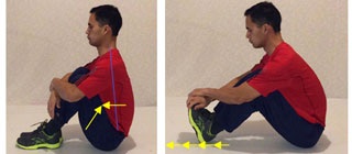 how to stretch your tight hamstrings