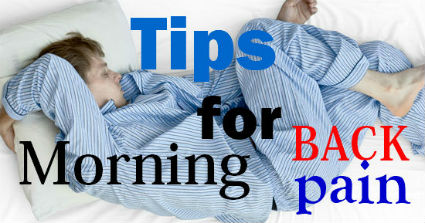 tips-for-morning-back-pain