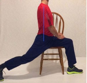 tight hip flexor stretch